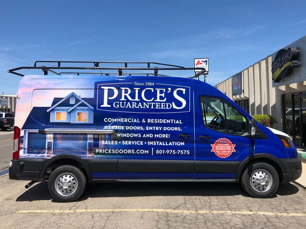 Vehicle Graphics & Car Wraps by Sign Pro Utah