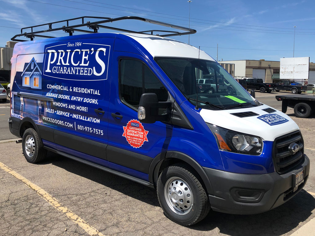 Vehicle Wraps Utah